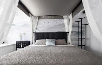 富裕型140平米四室两厅新古典风格卧室效果图