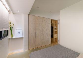20万以上110平米三室一厅北欧风格卧室装修案例
