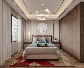 10-15万140平米四室两厅中式风格卧室设计图