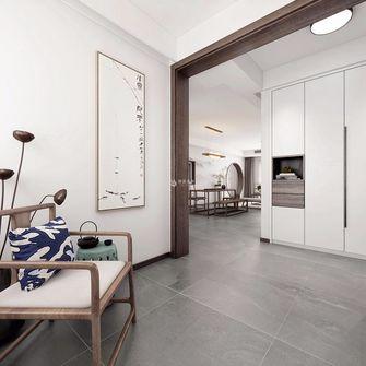 10-15万140平米别墅中式风格玄关图片大全