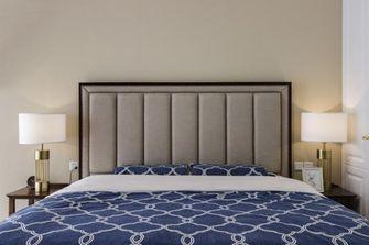 富裕型110平米三北欧风格卧室图