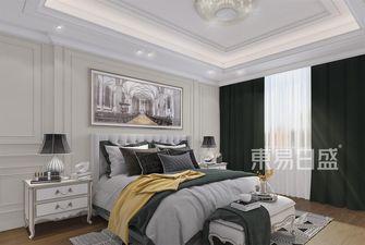 140平米三欧式风格卧室装修效果图