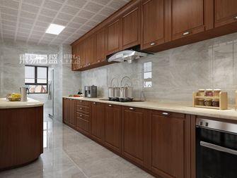 140平米三室两厅中式风格厨房装修案例