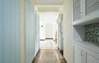 10-15万80平米三室一厅地中海风格走廊装修效果图