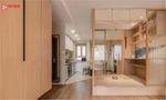 豪华型80平米日式风格书房装修案例