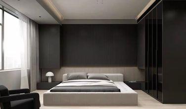 20万以上130平米三室一厅现代简约风格卧室装修图片大全