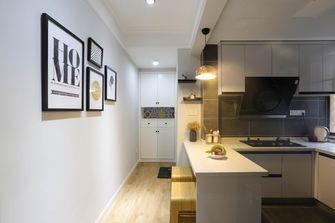 5-10万50平米一室一厅北欧风格厨房图