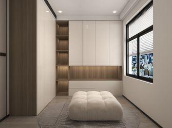 20万以上120平米三室两厅北欧风格衣帽间装修案例