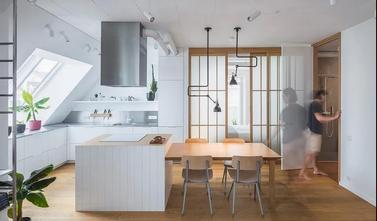 10-15万50平米一室一厅日式风格餐厅设计图