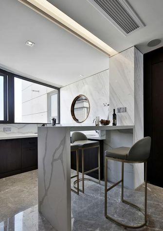 120平米三室一厅中式风格厨房欣赏图