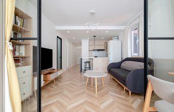 经济型40平米小户型北欧风格客厅图片大全