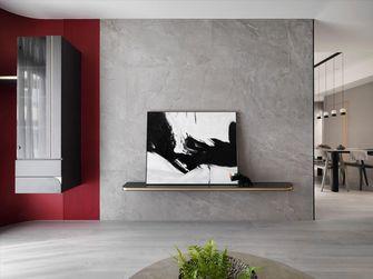 20万以上100平米三室两厅北欧风格客厅欣赏图