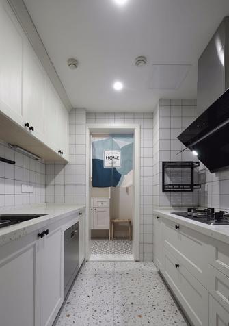 豪华型100平米三室两厅新古典风格厨房装修案例