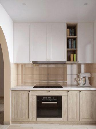5-10万80平米公寓日式风格厨房效果图