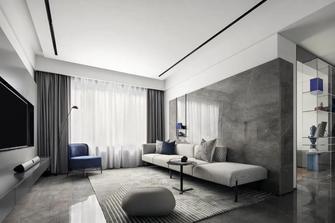 3万以下80平米三室两厅现代简约风格客厅欣赏图