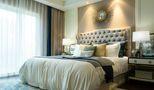 富裕型110平米三北欧风格卧室效果图