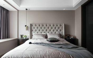 130平米四室一厅美式风格卧室设计图