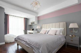 20万以上140平米三室一厅欧式风格卧室装修案例