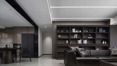 10-15万90平米三室一厅轻奢风格客厅图片大全