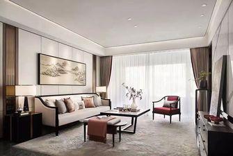 15-20万140平米三中式风格客厅装修图片大全