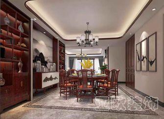 120平米四室两厅中式风格餐厅图