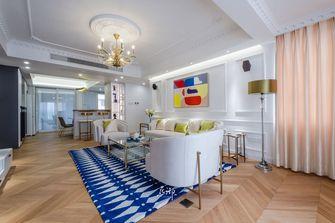 100平米混搭风格客厅图片大全