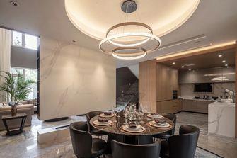 经济型100平米英伦风格客厅效果图