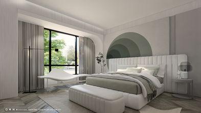 豪华型140平米别墅混搭风格卧室图片