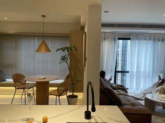 120平米三现代简约风格餐厅图片大全