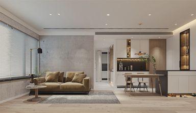 20万以上70平米公寓混搭风格客厅装修图片大全