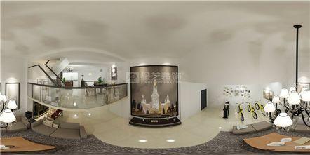 豪华型140平米别墅美式风格储藏室装修案例
