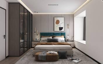 富裕型140平米四室四厅轻奢风格客厅效果图