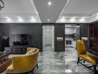 140平米三室两厅中式风格客厅装修图片大全