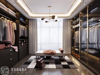 豪华型140平米别墅美式风格衣帽间装修效果图