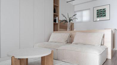 5-10万40平米小户型日式风格客厅效果图