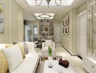 120平米四欧式风格客厅效果图