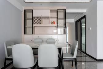 3万以下90平米三室两厅轻奢风格餐厅图