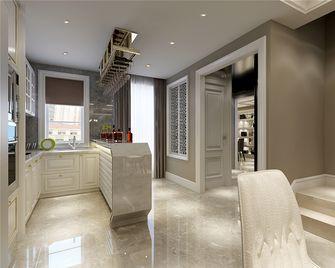 140平米别墅新古典风格厨房装修图片大全