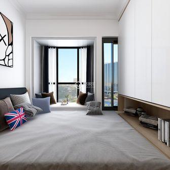 100平米三室两厅欧式风格青少年房效果图