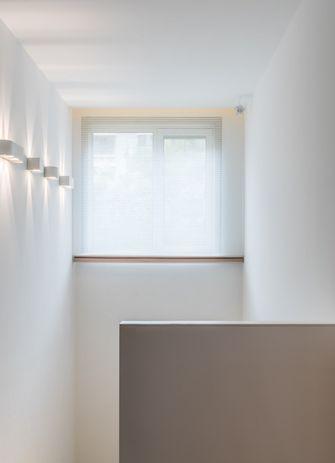 140平米四室两厅现代简约风格楼梯间装修案例