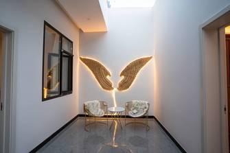 豪华型140平米混搭风格玄关图片