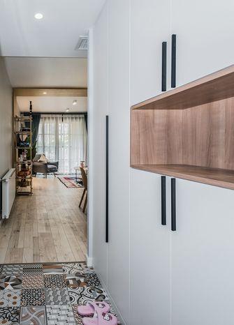 10-15万100平米三室一厅北欧风格玄关图片大全