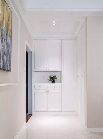 富裕型110平米三室一厅美式风格玄关效果图