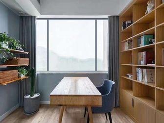 富裕型100平米三北欧风格书房装修案例