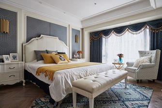 豪华型140平米别墅法式风格卧室设计图