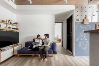 5-10万60平米日式风格客厅装修案例