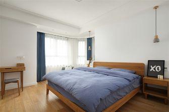 经济型60平米混搭风格卧室设计图