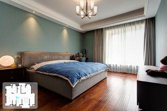 经济型140平米四室两厅美式风格青少年房装修图片大全