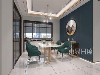 20万以上140平米三室两厅中式风格餐厅装修案例