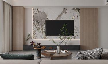 富裕型140平米三现代简约风格客厅欣赏图